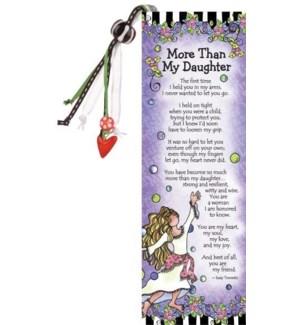 BM/More Than My Daughter
