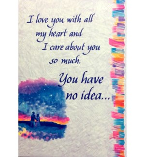 RO/I Love You With All My