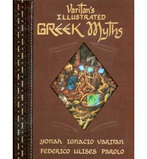 BOOK/Varitans Illustrated