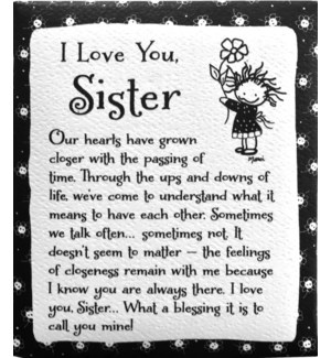 MAG/I Love You Sister (CO)