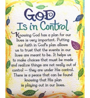 MAG/God Is In Control