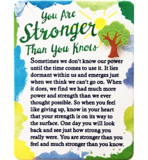 EASEL/You Are Stronger Than