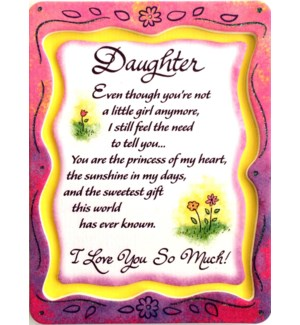 EASEL/Daughter Even Though You
