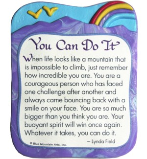 MAGNET/You Can Do It When Life