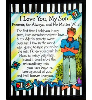 MAGNET/I Love You My Son (SZ)