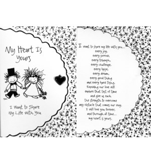 WD/My Heart Is Yours
