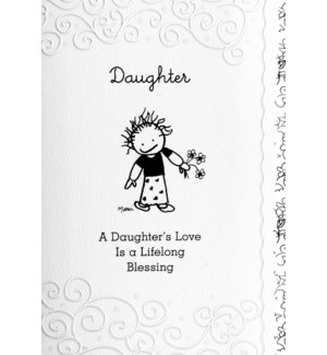 DA/A Daughter's Love Is