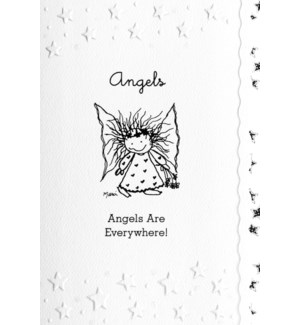 RL/Angels Are Everywhere