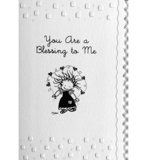 FR/You Are A Blessing To Me
