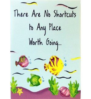 EN/There Are No Shortcuts