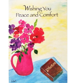SY/Wishing You Peace