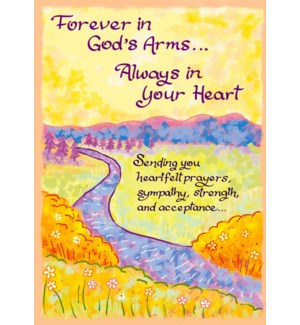 SY/Forever In God's Arms Alway