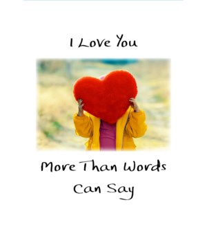 RO/I Love You More Than Words