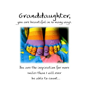 GD/Granddaughter, You Are