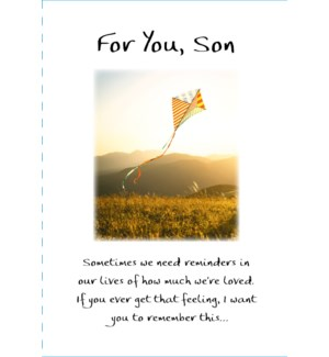 SO /For You, Son/Sometimes