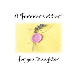 DA/A Forever Letter