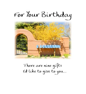 BD/For Your Birthday