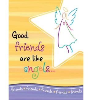 PPAD/Good Friends Are Like