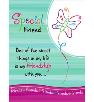 PPAD/Special Friend One Of The
