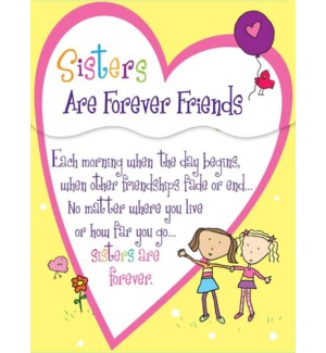 PPAD/Sisters Are Forever