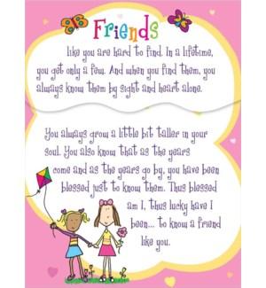 PPAD/Friends Like You Are Hard
