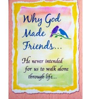 PPAD/Why God Made Friends
