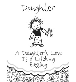 PPAD/A Daughter's Love (CO)
