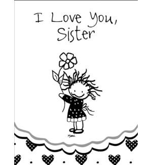 PPAD/I Love You Sister (CO)