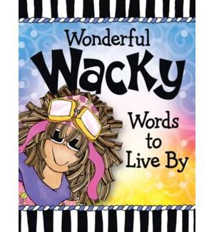 PPAD/Wonderful Wacky Words