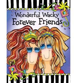 PPAD/Wonderful Wacky Forever