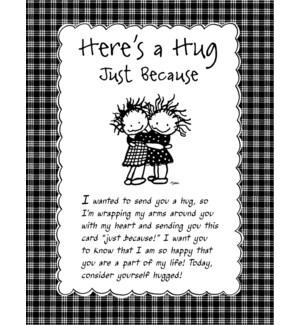 PRINT/Here's A Hug