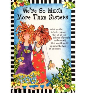 SI/So Much More Than Sisters