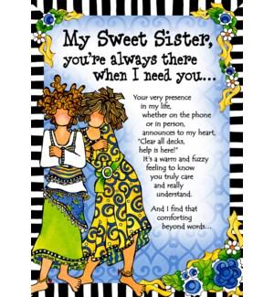 SI/My Sweet Sister