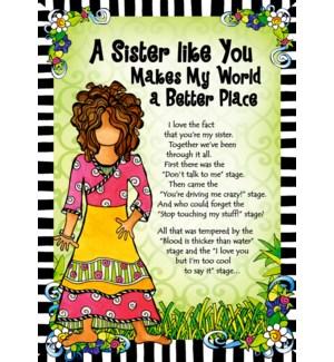 SI/A Sister Like You