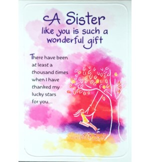 SI/A Sister Like You Is Such A