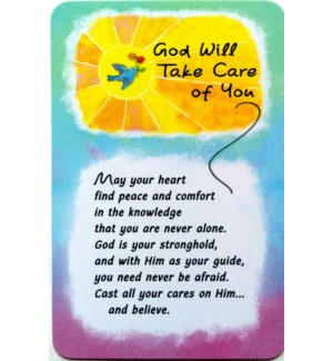 WLTCRD/God Will Take Care Of