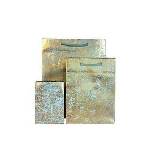 GIFTBAG/Gold Crush Mint