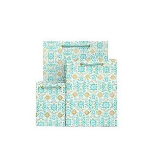 GIFTBAG/Boho Tile Mint