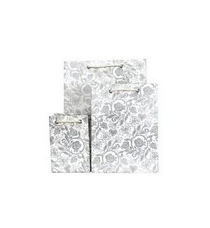 GIFTBAG/Silver Rose
