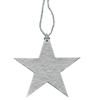 GIFTTAG/Silver Star Tags