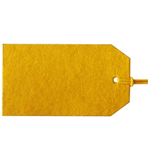 GIFTTAG/Plain Gift Tg Gold
