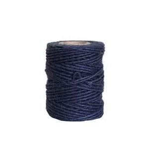 TWINE/Nat Jute Twine 50M Blue
