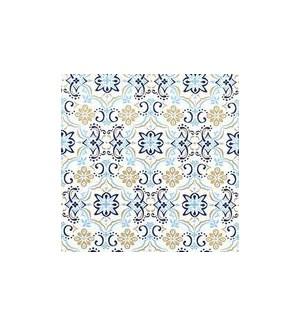 WRAP/Boho Tile Blue