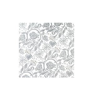 WRAP/Silver Rose