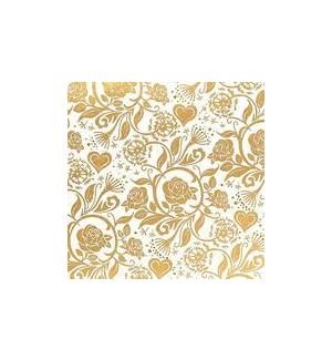 WRAP/Gold Rose