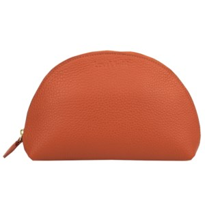COSMETICBAG/Leather Orng