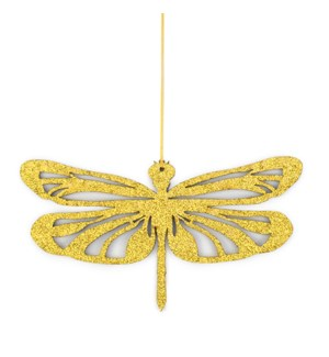 TOPPER/Lcut Dragonfly Gold