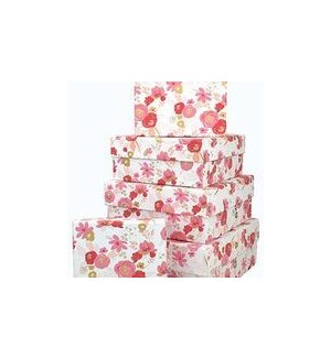 GIFTBOX/Cote Floral Pink