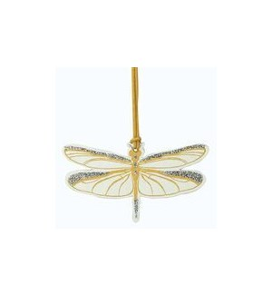 GIFTTAG/Dragonfly White Tag