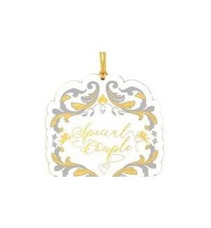 GIFTTAG/Baroque Wedding Tg